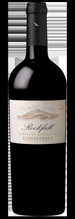 2010 Rockfall Vineyard Bottle Shot