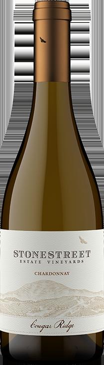 Bottle of Cougar Ridge Chardonnay